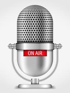 Podcast – En fantastisk källa till inspiration